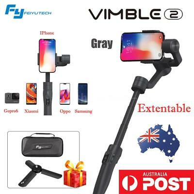 Feiyu Tech Vimble 2 3Axis Smartphone Handheld Gimbal Stabilizer for iPhone X 8 7