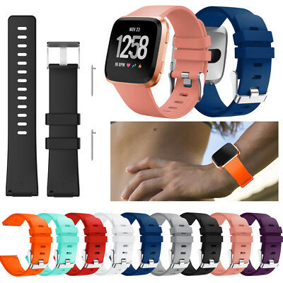 New Fashion Silicone Straps Sport Watchband Wrist Band Bracelet For Fitbit Versa