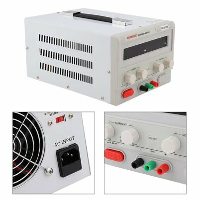 MAISHENG Triple-Output 30V 30A Linear DC Power Supply Regulated Variable LED AS