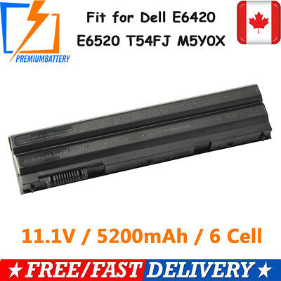 New 8858X Battery for Dell Inspiron 15 7520 5520 5720 7720 451-11695 T54FJ