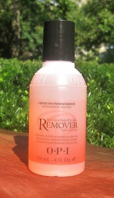 OPI Acetone Free Wipes and Polish Remover Travel and Salon Size