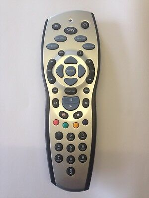 Official Genuine Sky HD remote control (new other), Rev.10 inc. batteries