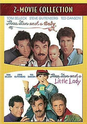 Three Men and a Baby/three Men and a - DVD Region 1 Free Shipping!
