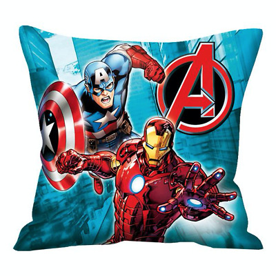 Marvel Avengers Kissen Captain America & Iron Man