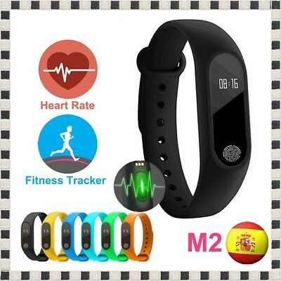 Pulsera Reloj Inteligente M2 Smart Watch Band SmartWatch Android IOS Bluetooth