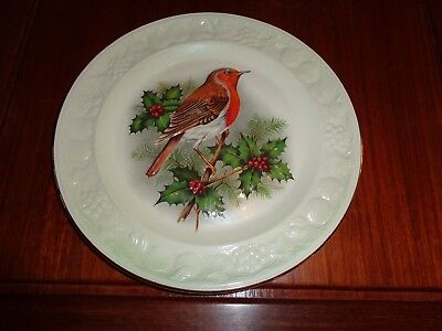 Palissy Royal Worcester Royale Collection Robin 3D Effect