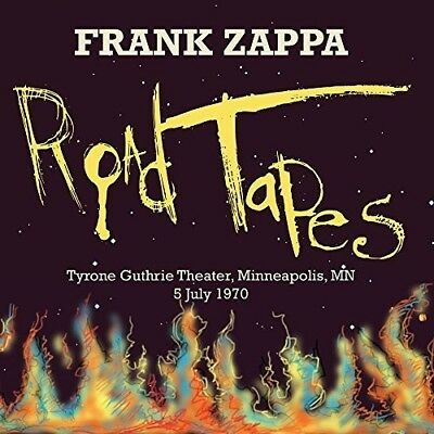 Frank Zappa - Road Tapes Venue #3 (CD Used Like New)