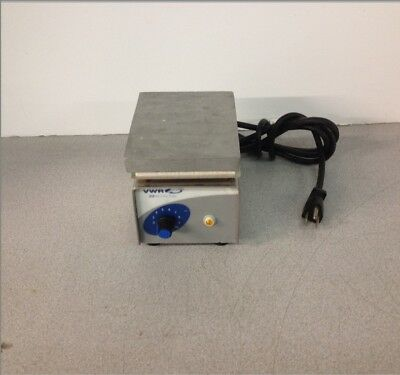 VWR Scientific 33918-556 115VAC 325W 210 Mini Hot Plate