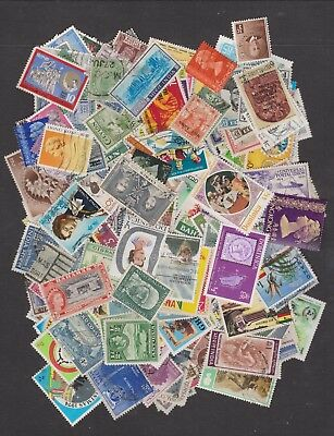 Commonwealth Stamps/countries - (mainly used) - 200 different