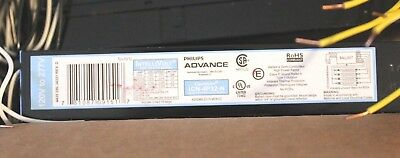 Case of 30 Advance/Phillips Centium ICN4P32N [4] F32T8 RS/IS Flourescent Ballast