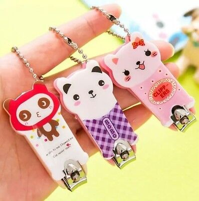 1 PCS Creative Cartoon Baby Nail Scissors / Clippers / Nail Clippers