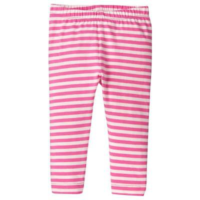 NWT Gymboree SWEETHEART SHOP Girls Size 4T Fuchsia Stripe 3D Bow Accent Leggings