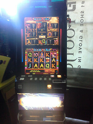 Multi Gaminator 42 Automat Book of Ra wie Novoline Magic Games  HOSPOT Platinum