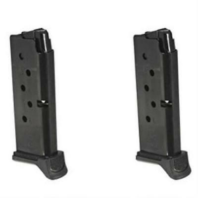 Magazine LCP II .380 ACP 6-Round Capacity, Blued Steel, 2-Pack Md: 90644