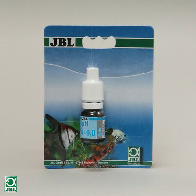 JBL PH TEST 7,4 -9, 0 Pack de recharge, NEUF