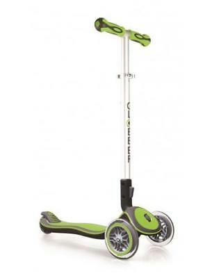 Globber - My Free Fold Up 3 Wheel Kids Scooter Green NEW