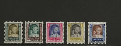 Luxembourg Sc# B40-4 Mh Stamps