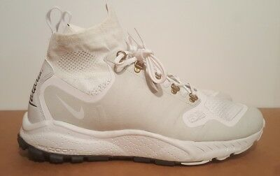 a102cccd3c2b Size 11.5 NIKE AIR ZOOM TALARIA MID FK White NEW casual max roshe force  uptempo