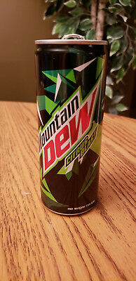 Mountain Dew Citrus Blast Empty Can (Collectable Can)