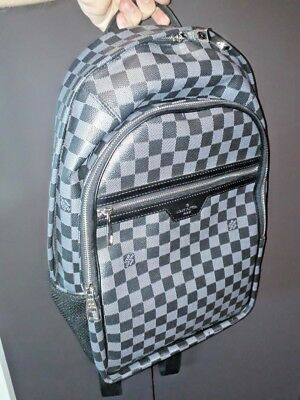 My Black Louis Vuitton Backpack with Pouch Cover Plus Free Postage!