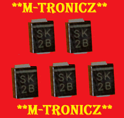 6Pcs      Sk2B Schottky Diodes    Emerson D640 Diode  Same Day Shipping    6Pcs