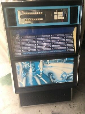 PRICE REDUCED 1975 - 1976 Seeburg Magnastar jukebox