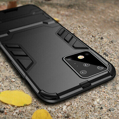 Luxury Hybrid Armor Shockproof Slim Case Stand Cover For Samsung Galaxy S9 Plus