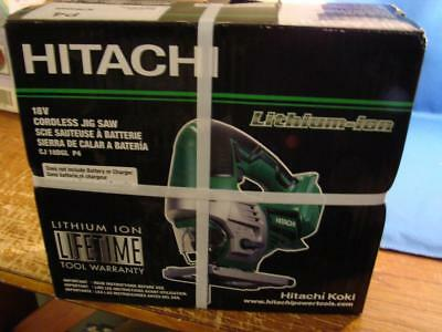 Hitachi 18V Cordless Jig Saw Model CJ18DGLP4 Bare Tool NEW Free Shipping