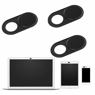 3x Webcam Slider Camera Cover Protect Privacy for Cell Phone Tablet Laptop NI