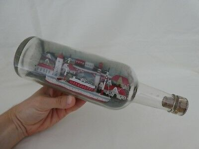 Old Ship in a Bottle