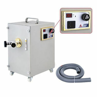 Dental 550W Digital Double Impeller Dust Collector Artificer Room Vacuum Cleaner