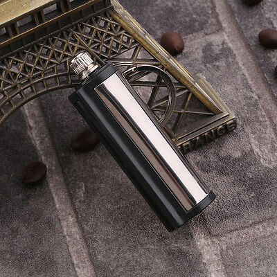 Survival Camping Emergency Fire Starter Flint Match Lighter With KeyChain WO