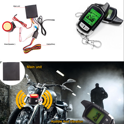 2Way-LCD-Motorcycle-Alarm-Remote-Engine-Start-Anti-theft-Security-System-S