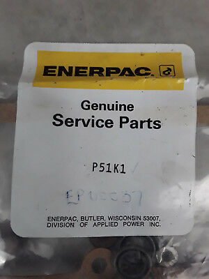 Genuine Enerpac Service Repair Seal Kit For P51 Handpump P51K1 *