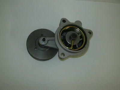 04152511 Tens Pulley Assembly For Deutz 912 913 914 Engines - Single Groove