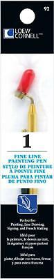 Loew-Cornell Fine Line Painting Pen NEW