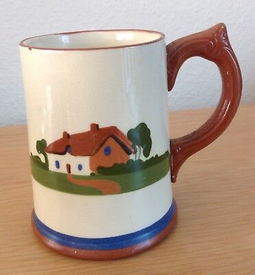 Vintage Collectable Devon Ware Tankard