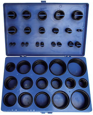 "Box Mixed 419pc o Ring Oring O-Rings Nitrile NBR Inches of 1/8 2 "" to O-Ring"