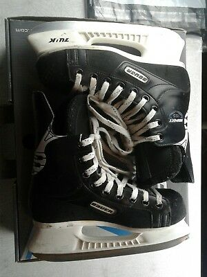 Bauer Impact 100 Skates Skate 13 5 1 10 Youth Ice Size 4 Black NHL S T Rookie
