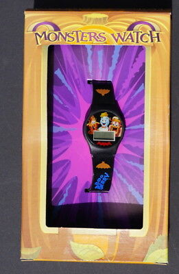 General Mills Boo Berry Franken Berry Count Chocula Monsters Watch 2000