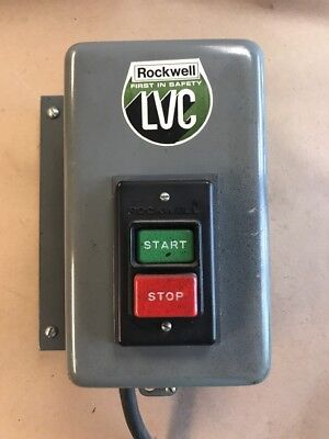 Delta Rockwell LVC Control Starter & Switch For Unisaw Table Saw 1 Ph 5 HP Cap