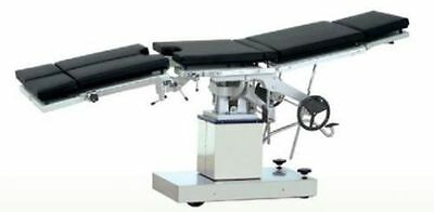 New Surgical Operating Table 3001E Multi Purpose Manually Operated X-Ray Capable