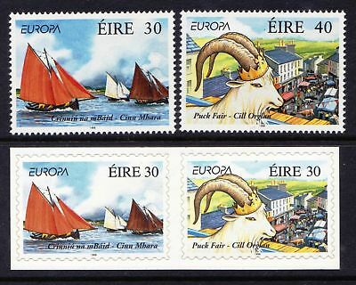 IRELAND 1998 Europa Issue - MNH Gummed and Self Adhesives - (23)