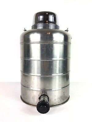 Vintage Stanley Insulated Container Stainless Steel Water Cooler Jug Thermos