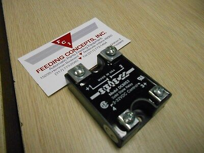 Opto 22 DC60S3 Solid State Relay 3 to 32 VDC Control