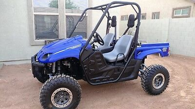 2008 Yamaho Rhino 700 Special Edition ONLY 35.3 hours 449 miles