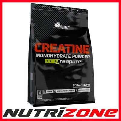 OLIMP CREATINE CREAPURE Pure Micronized Creatine Monohydrate Formula Powder