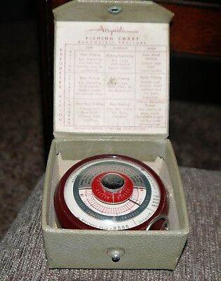 airguide fishing barometer in the box near mint cond vintage rh picclick com airguide 225 fishing barometer airguide 225 fishing barometer