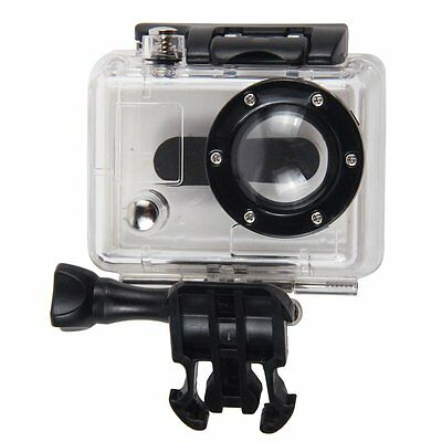 Replacement Waterproof HD Housing Case Cover for GoPro HD HERO / HERO 2 Camera