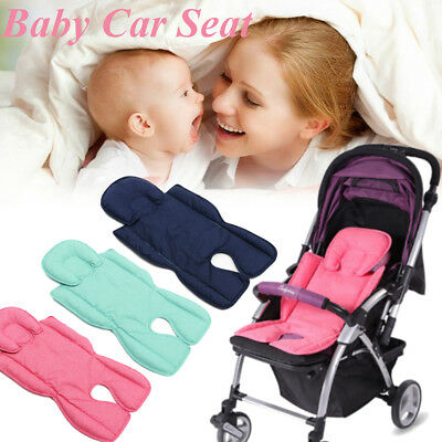 Infant Baby Pram Stroller Car Seat Pillow Cushion Head Body Support Pad Mat Hot